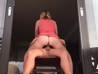 heven. she knows how to ride cock!