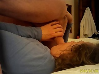 sl4ua hotwife on hidden cam gets slutty