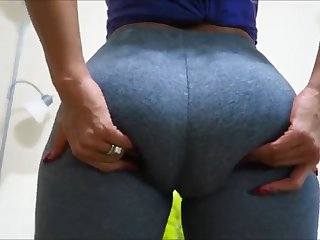 best yoga pants ass joi