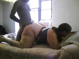 bbw mature whooty seduces a long from the bbc prince